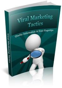 Viral Marketing Tactics PLR Ebook