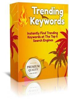 Wp Trending Keywords Plugin PLR Software