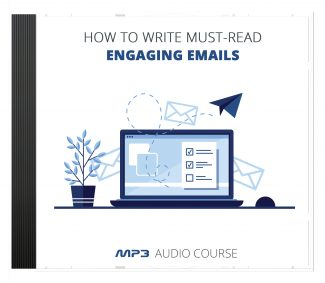 Write Must Read Engaging Emails MRR Audio