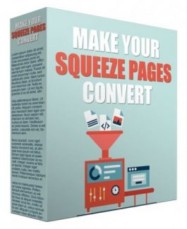 13 Ways To Make Your Squeeze Pages Convert Giveaway Rights Video With Audio