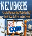 1K Ez Members Personal Use Video