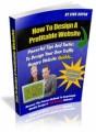 How To Design A Profitable WebSite Mrr Ebook