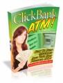 ClickBank ATM Mrr Ebook
