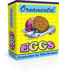 Ornamental Eggs MRR Ebook