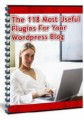 The 118 Most Useful Plugins For Your Wordpress Blog MRR ...
