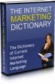 The Internet Marketing Dictionary Mrr Ebook