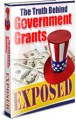 The Truth Behind Government Grants Exposed MRR Ebook