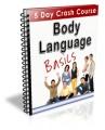 Body Language Basics PLR Autoresponder Messages
