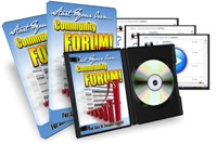 Create Your Own Community Forum MRR Video