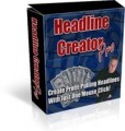Headline Creator Pro MRR Software