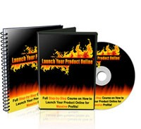 Launch Your Product Online MRR Video With Audio