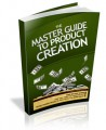 The Master Guide To Product Creation Mrr Ebook