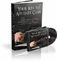 Your Key To Affiliate Cash Mrr Ebook With Audio