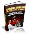 Affiliate Marketing Profits Unleashed Mrr Ebook