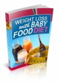 Weight Loss With Baby Food Diet Plr Ebook