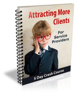 Attracting More Clients PLR Autoresponder Messages