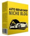 Auto Repair Shop Niche Website Personal Use Template