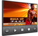 Bulk Up Fast – Video Upgrade MRR Video With Audio