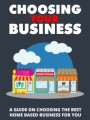 Choosing Your Business Give Away Rights Ebook