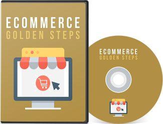 Ecommerce Golden Steps MRR Video