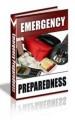 Emergency Preparedness Resale Rights Ebook