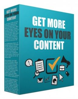 Get More Eyes On Your Content Giveaway Rights Video With Audio