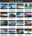 Honeymoon Destinations Instant Mobile Video Site MRR ...