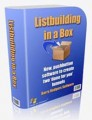 Listbuilding In A Box Personal Use Software