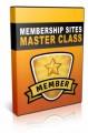 Membership Sites Master Class PLR Video