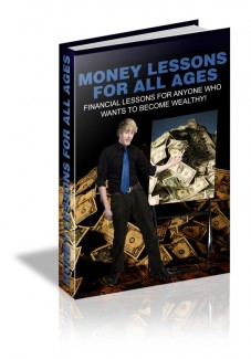 Money Lessons For All Ages PLR Ebook