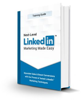 Next Level Linkedin Marketing Made Easy Personal Use Ebook