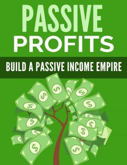 Passive Profits PLR Ebook