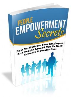 People Empowerment Secrets MRR Ebook