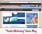 Teeth Whitening Blog Personal Use Template With Video
