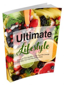 Ultimate Lifestyle Giveaway Rights Ebook