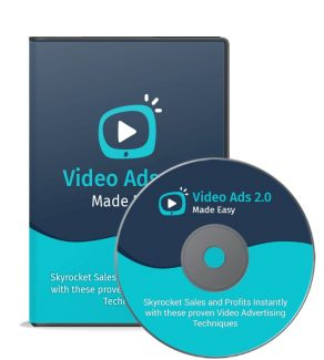 Video Ads 20 Made Easy Video Upgrade Personal Use Video With Audio