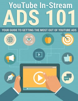 Youtube In Stream Ads PLR Ebook