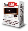 Youtuber Playlist Creator Resale Rights Software