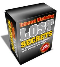 Internet Marketing Lost Secrets MRR Ebook With Video
