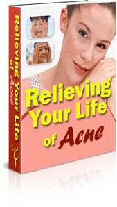 Relieving Your Life Of Acne MRR Ebook