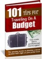 101 Tips For Traveling On A Budget Resale Rights Ebook