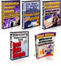 5 Larry Dotson Plr Ebooks PLR Ebook