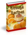 65 Orange Recipes PLR Ebook