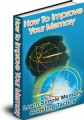 How To Improve Your Memory MRR Ebook