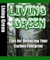 How To Live Green PLR Ebook