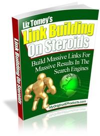 Link Building On Steroids MRR Ebook