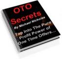 Oto Secrets MRR Ebook