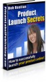 Product Launch Secrets Resale Rights Ebook
