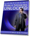 Confident Public Speaking Unlocked PLR Ebook