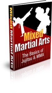 Mixed Martial Arts Plr Ebook